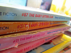 Babysitters Club Books
