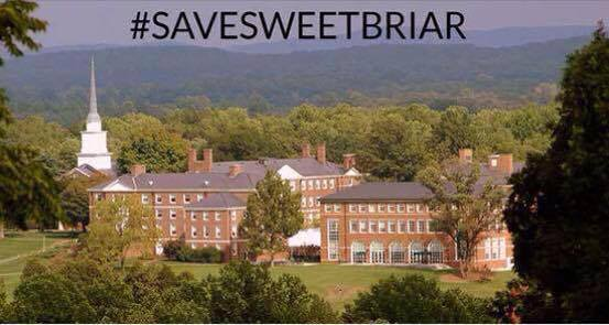 Sweet Briar College Save Sweet Briar Campus
