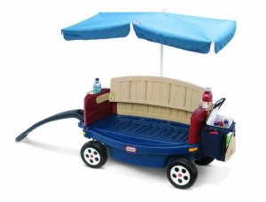 Little Tykes Wagon on Amazon