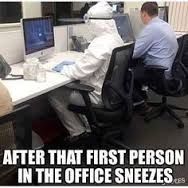 Office Sneeze