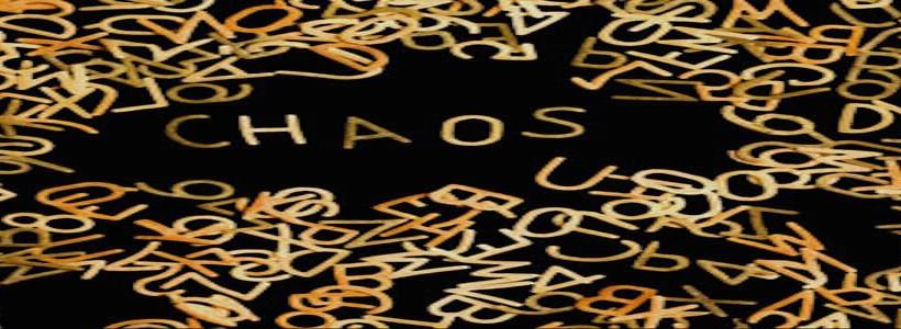 chaos letters noodles