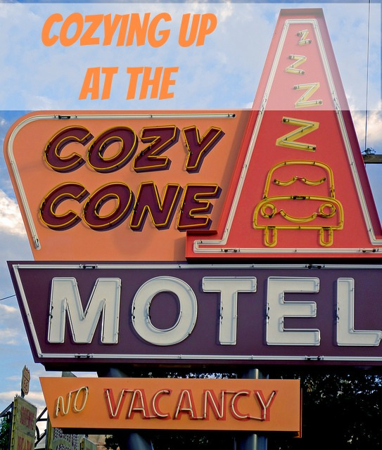 Cozy Cone Hotel Motel Reservations Disney Cars Art of Animation Resort Lodging