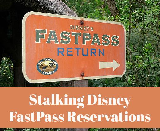 Disney FastPass Kilimanjaro Safaris Walt Disney World