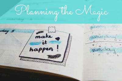Planning Park Plan Disney Magic Schedule Itinerary