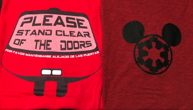 Disney Shirt Monorail Empire Mickey Ears