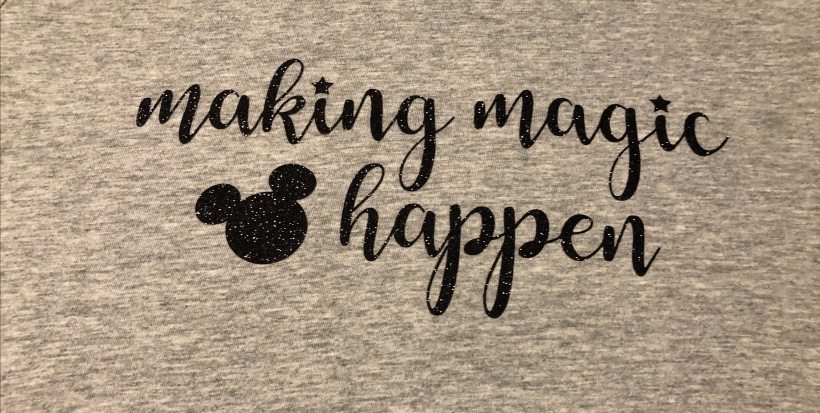 Disney Magic shirt Mickey ears