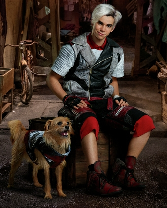 Disney Descendants Movie Carlos De Vil VK Villain Kid