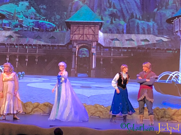 For the First Time in Forever: A Frozen Sing-Along Celebration Hollywood Studios Disney Elsa Anna