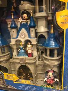 Magic Kingdom Cinderella's Castle Toy Minnie Mouse