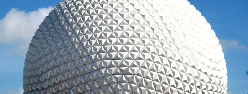 Spaceship Earth Epcot Walt Disney World