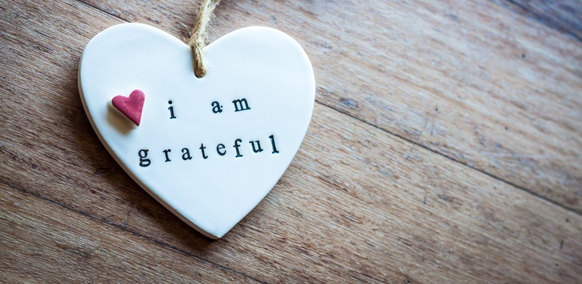grateful heart thankful ornament appreciation