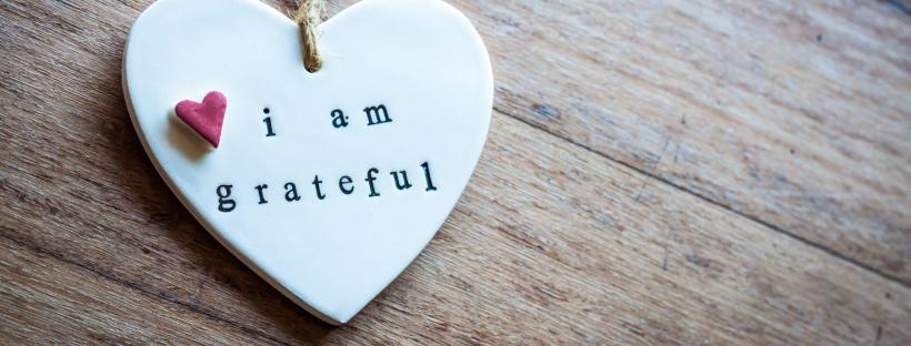 grateful heart thankful ornament appreciation
