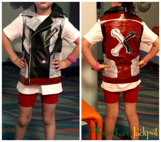 Disney Halloween Carlos Descendants costume