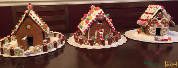 Gingerbread house candy house Christmas