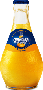 Orangina orange juice drink