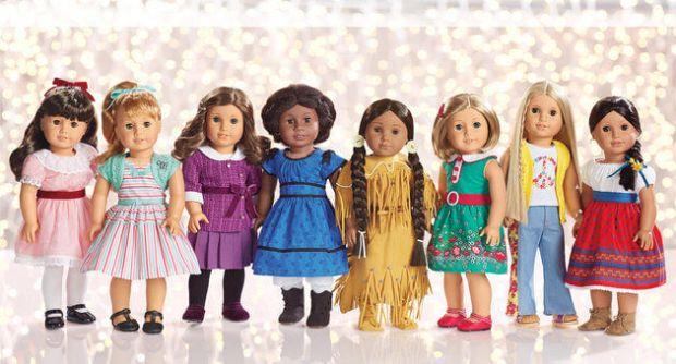 American Girl Dolls Historical dolls