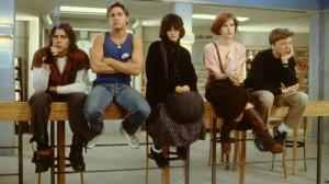 Breakfast Club 80s movies John Hughes Brat Pack