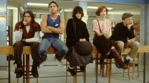 Breakfast Club 80s movies John Hughes Brat Pack
