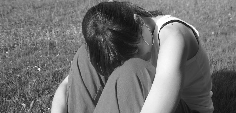 Sad depressed depression bored