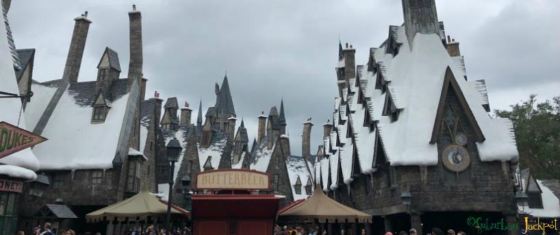 Hogsmeade Harry Potter Universal Islands of Adventure Butterbeer
