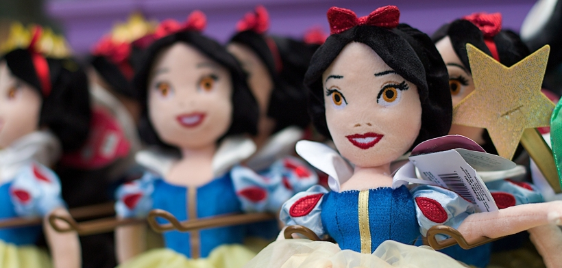 Disney Snow White doll